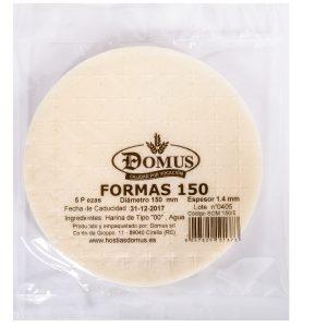 Formas Pan 150