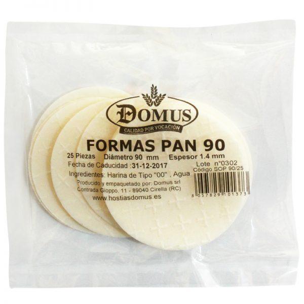 Formas Pan 90