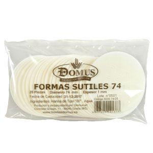 Formas Sutiles 74
