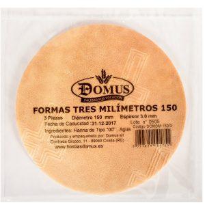 Formas Tres Milímetros 150